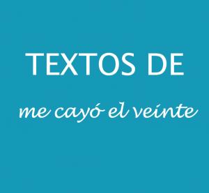 Textos de MCV